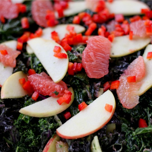 grapefruit-salad