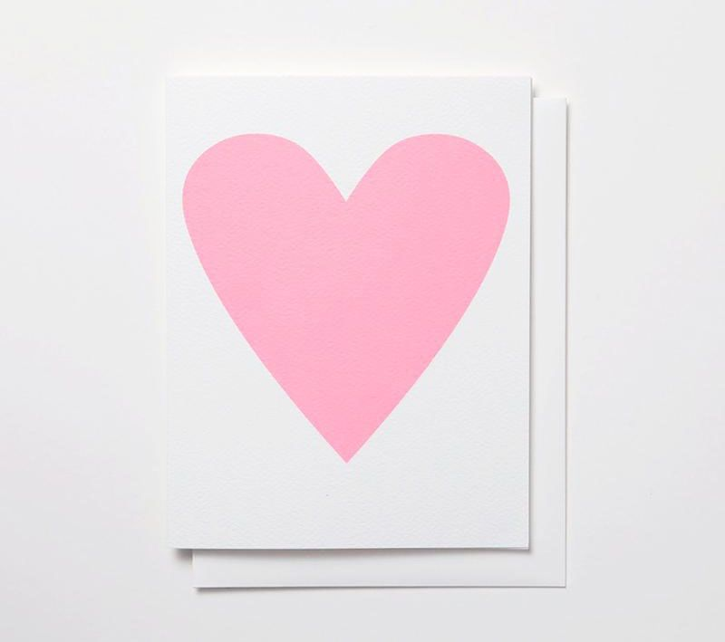 Audrey Zona NJ Integrative Personal Health Coach Favorite Valentine's Day Gifts Katie Diamond Jewelry Baby Pink Heart Valentine's Day Card