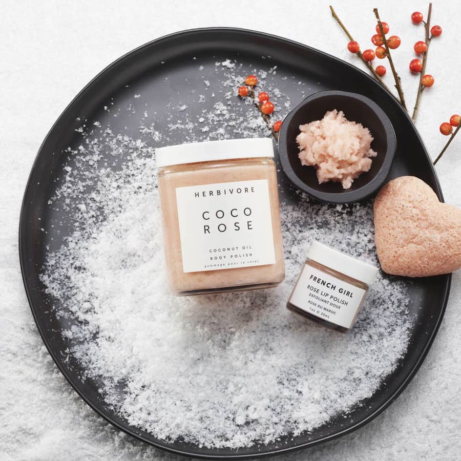 Audrey Zona NJ Integrative Personal Health Coach Favorite Valentine's Day Gifts Follain Everything Rose Coconut Oil Body And Lip Polish