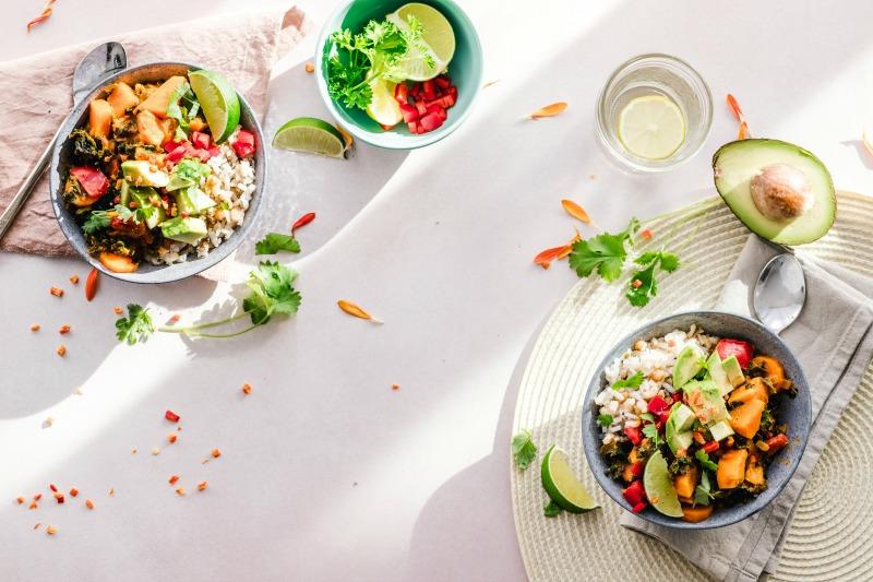Avocado-bowls