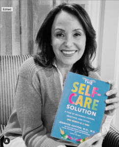 NJ Personal Health Coach Integrative Health Coach Audrey Zona, Live Zo Healthy, book review of The Self Care Solution by Dr. Jennifer Ashton
