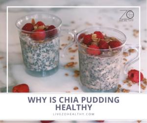 Chia Pudding Image