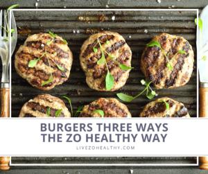 Photo of Zo Healthy burger
