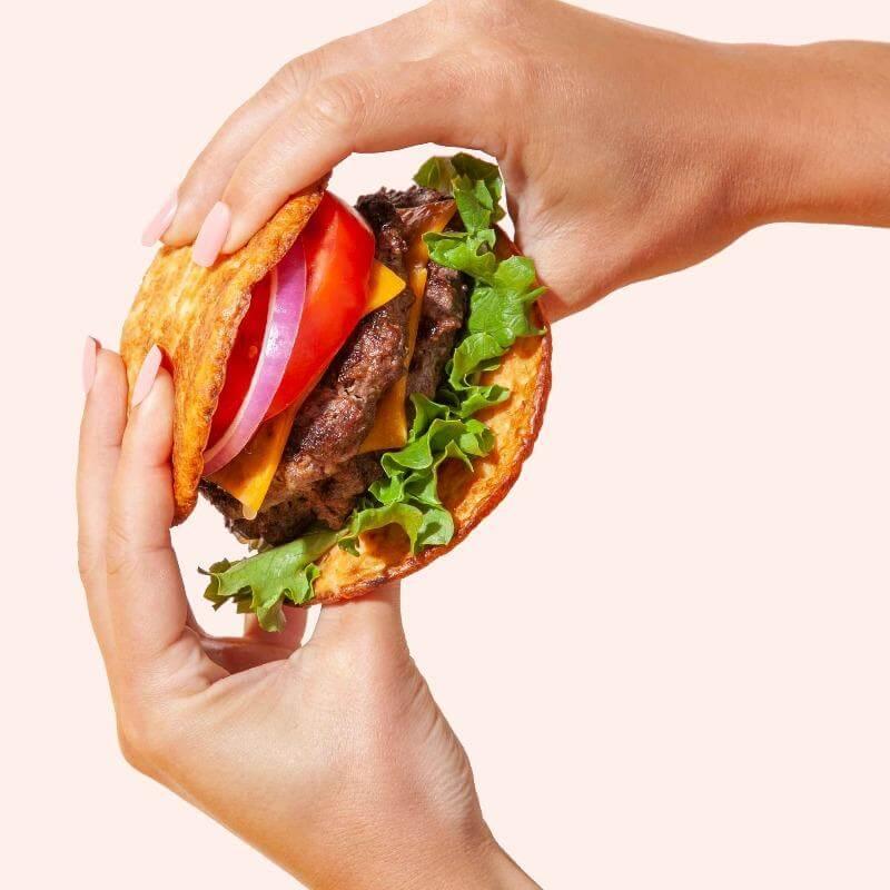 Outer Aisle Cauliflower Sandwich Thins