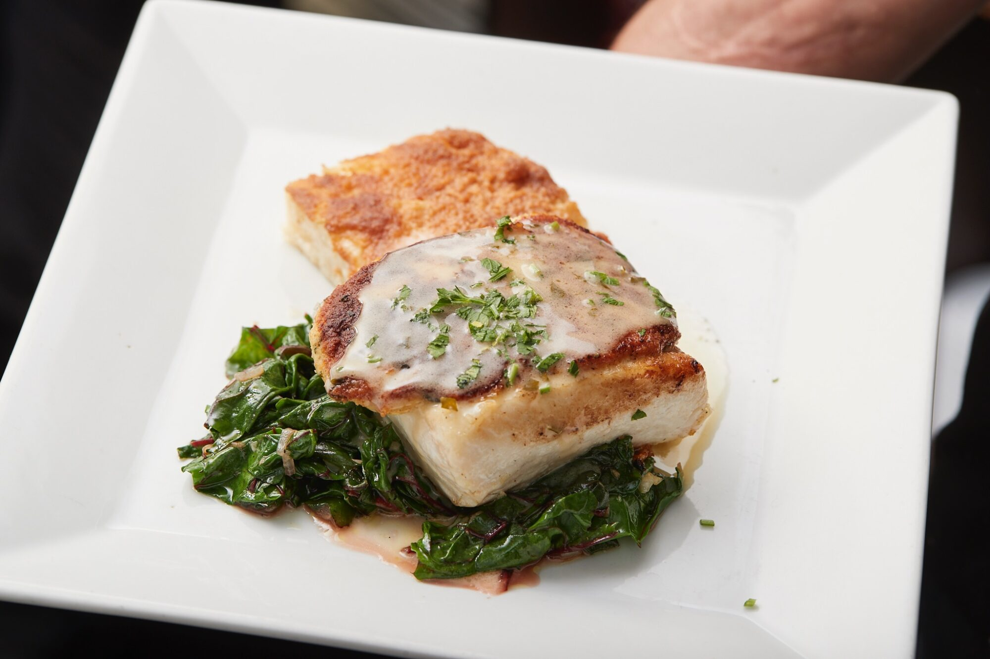 Fish from 75 Main - Zo Healthy Hamptons Guide