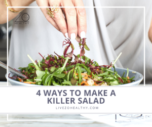 4 Ways to Make a Killer Salad featured image